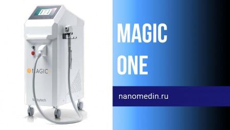Диодный лазер для эпиляции Magic One
