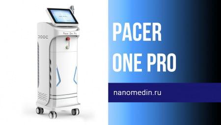 Pacer One Pro диодный лазер для эпиляции
